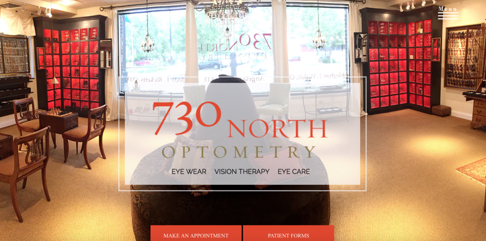 Marketing ideas for your optometrist website.