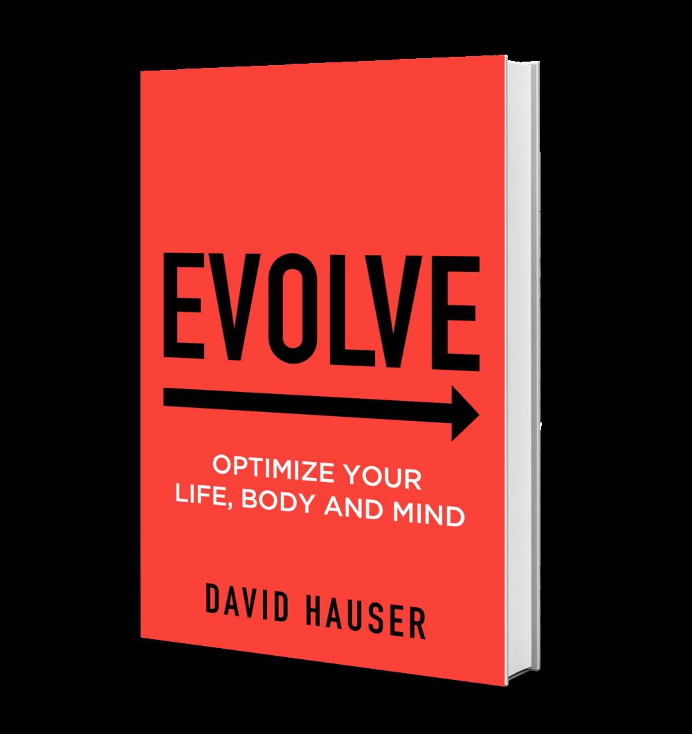 Evolve Book Cover