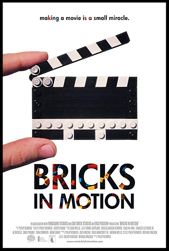 Official  Bricks in Motion  poster.