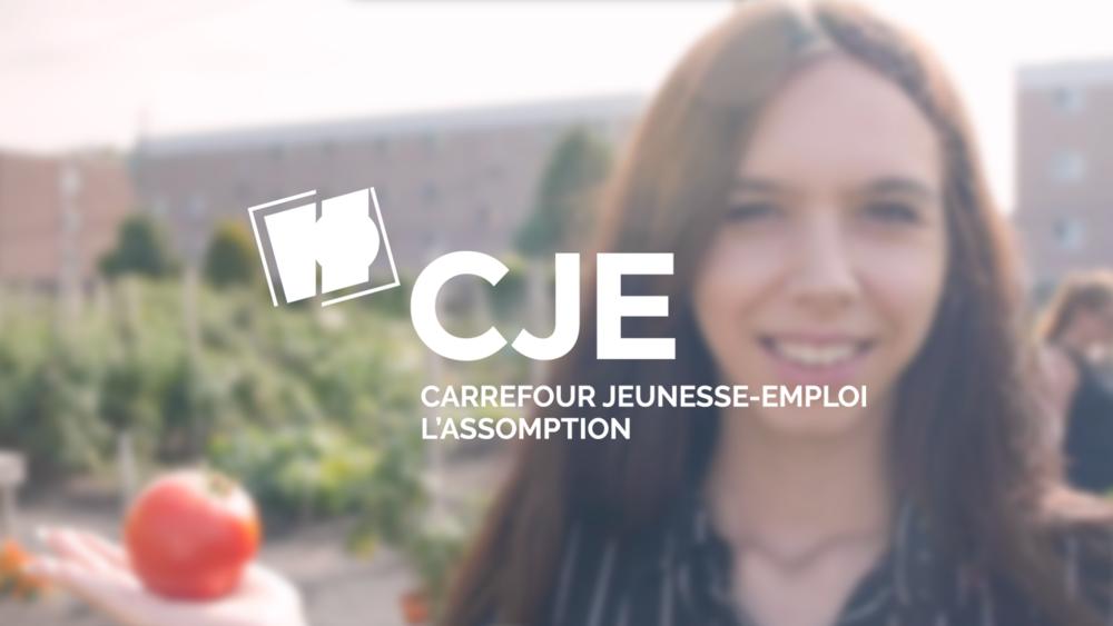 Carrefour Jeunesse-Emploi L'Assomption