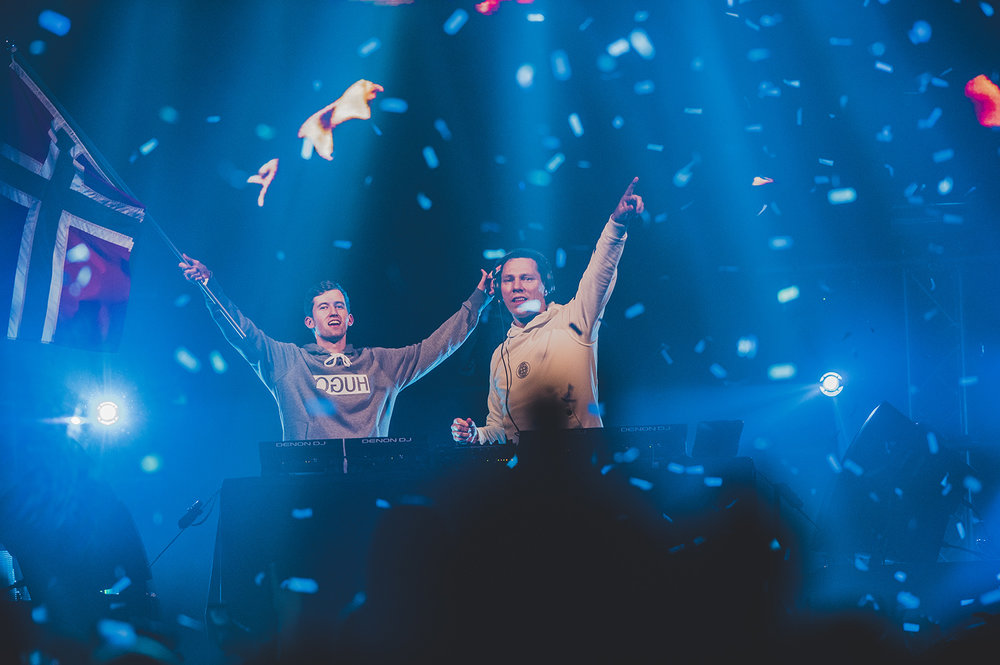 JANUARY 19TH 2018 - TIËSTO x ALAN WALKERKREAM x CLMDTogether we turned Fløyahallen into the best party in the history of Tromsø.In February we'll repeat the party - only this time the will be two days instead of one.