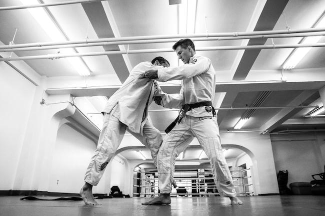 Athletes Mixed Martial Arts