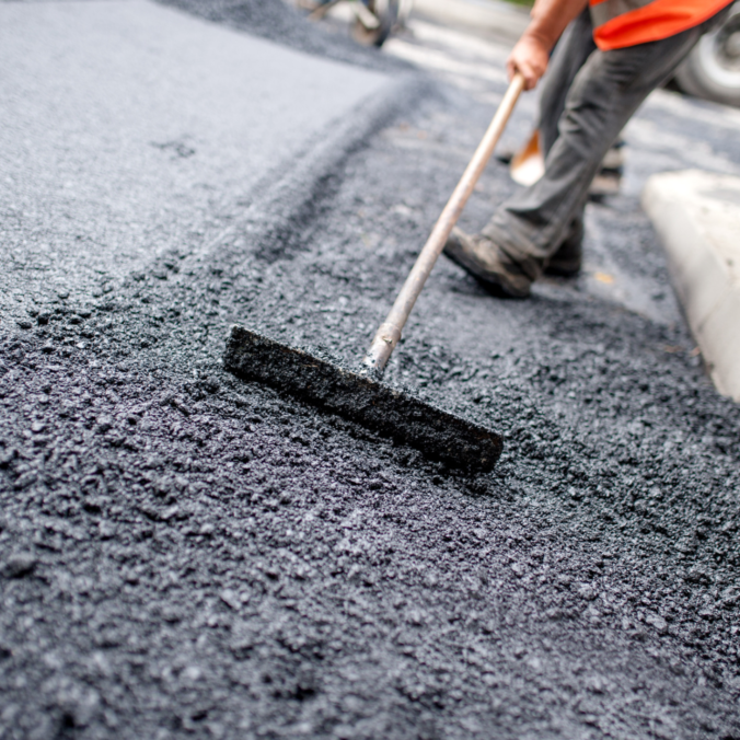 Recycled Asphalt Mix - A mixture produced after processing existing asphalt pavement materials. The recycled mix may be produced by hot or cold mixing at a plant, or by processing the materials cold and in-place.