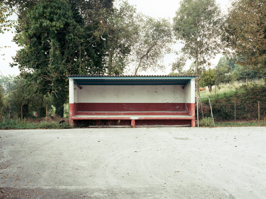Luis Díaz Díaz,  Barranca, Cesuras (A Coruña) , 2015, photograph from the  Music Boxes  series