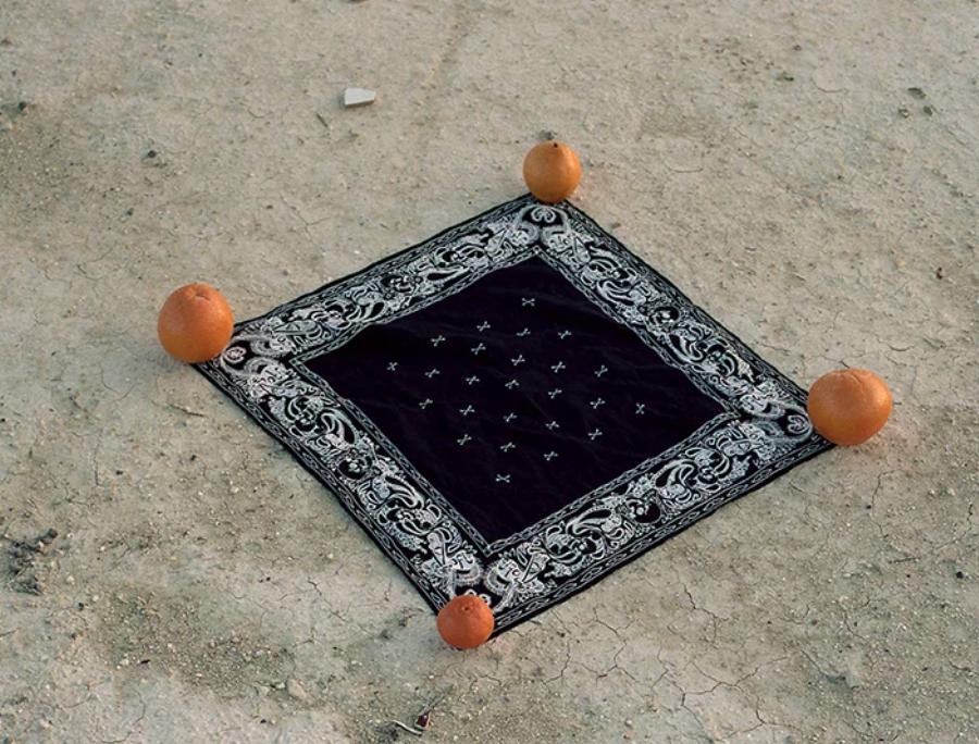 Alberto Feijóo, 2015,  A Trap , C-print