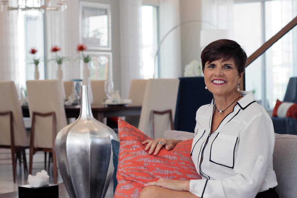 Sutherland Design Group's Lisa Sutherland