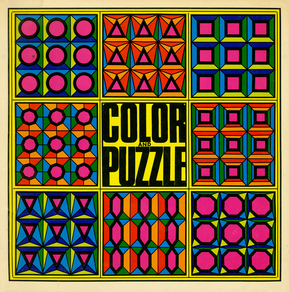 COLOR AND PUZZLES