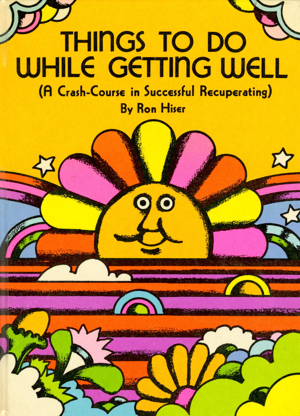 THINGS TO DO WHILE GETTING WELL