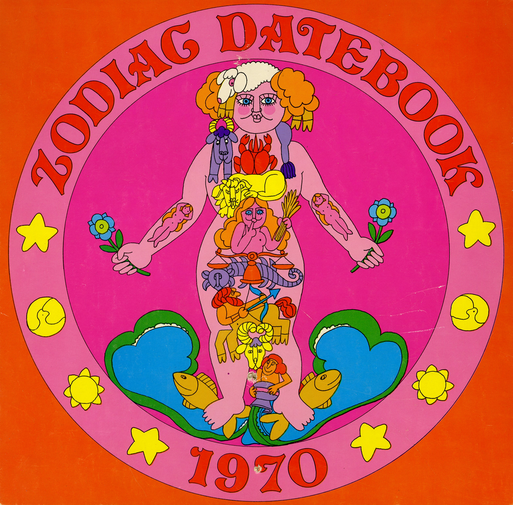 ZODIAC DATEBOOK
