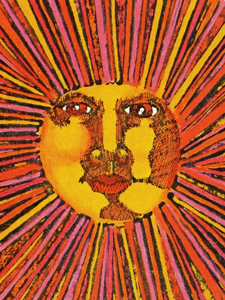 A BOX OF SUNS