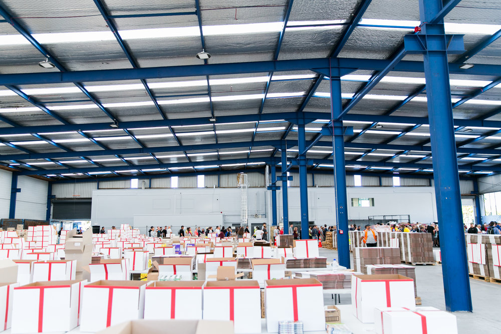 2 DEC CHRISTMAS BOX PACKING DAY - HI RES-17 Packing Day.JPG