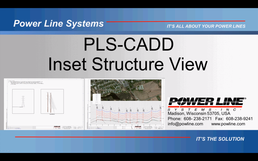 Videos — Power Line Systems