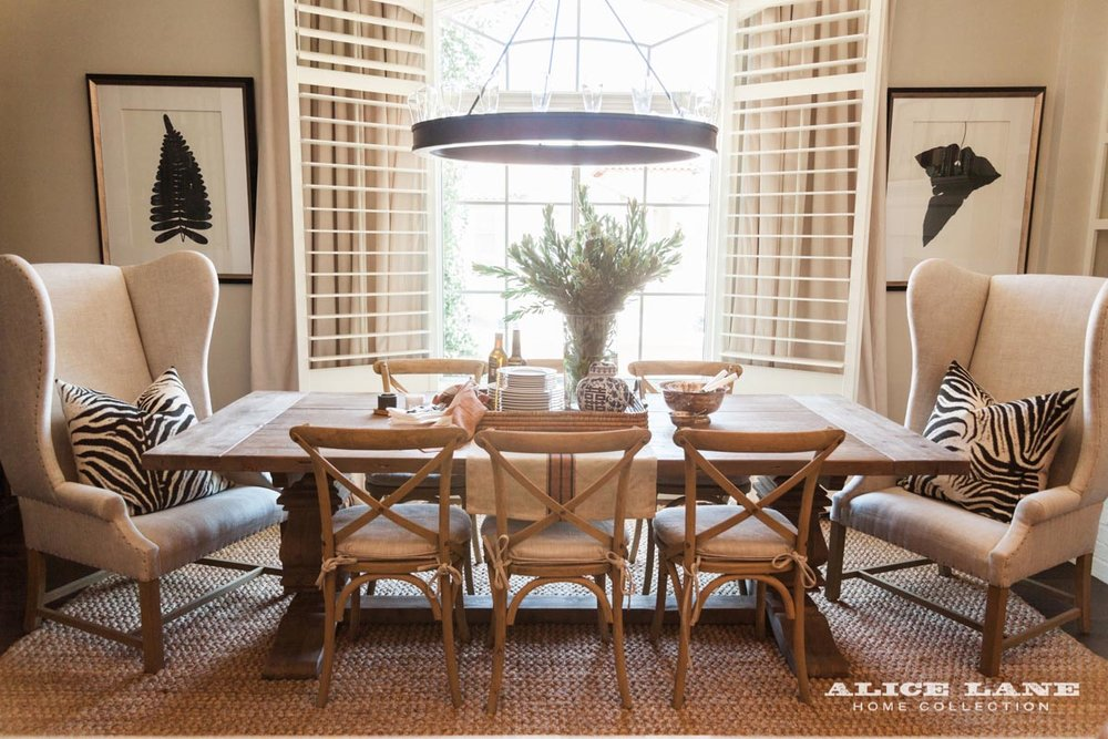 All American Kitchen & Dining | Alice Lane Interior Design | Photo by Ace and Whim