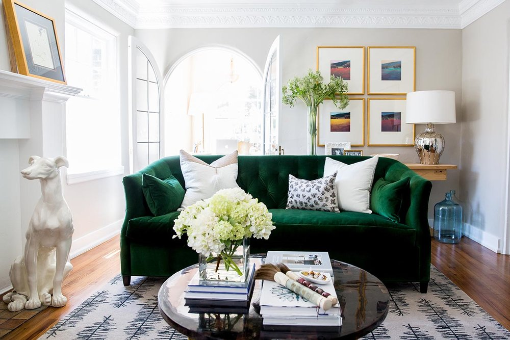 Historic Ivy Flat | Alice Lane Interior Design | Photo by Lindsay Salazar