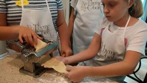 Kids Camp pasta