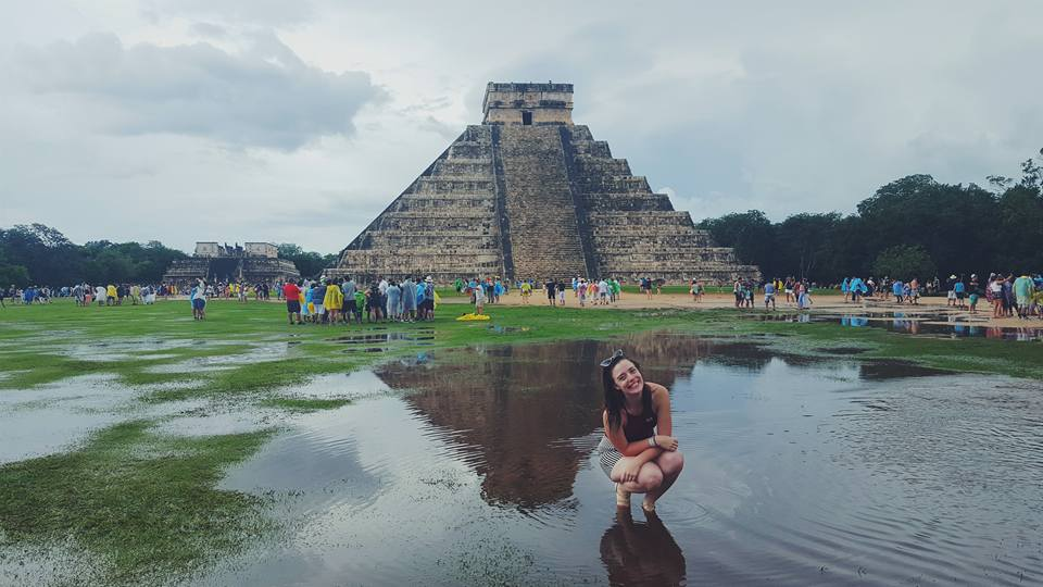 2016, Seeing one of the 7 wonders of the world in Cancun | Chichen Itza, Mexico