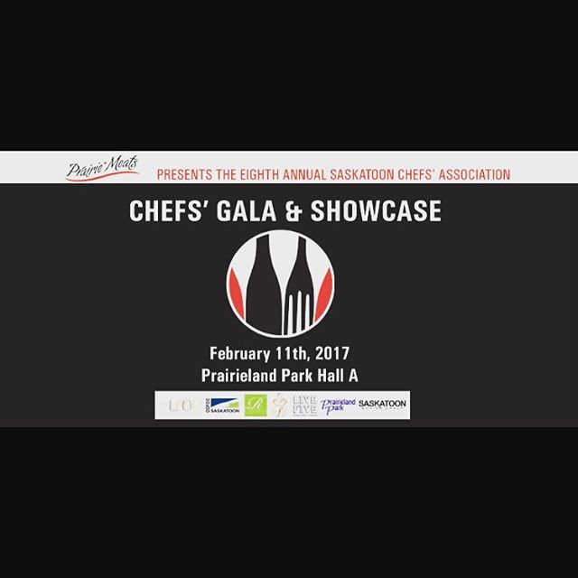 Have you heard?? Our favourite event of the year is in two weeks!! . We're teaming up with our friends at @livefivetheatre and @ritornellofest to put on the entertainment! Make sure you have your tickets, because this Super Spy/Bond-themed night is NOT to be missed! 😎😎😎 . #chefsgalayxe #chefsgala2017 #loopopera #livefivetheatre #ritornellofest