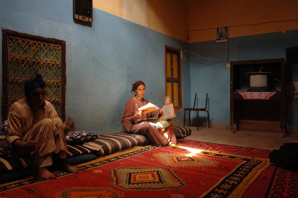 Moroccan Sittings