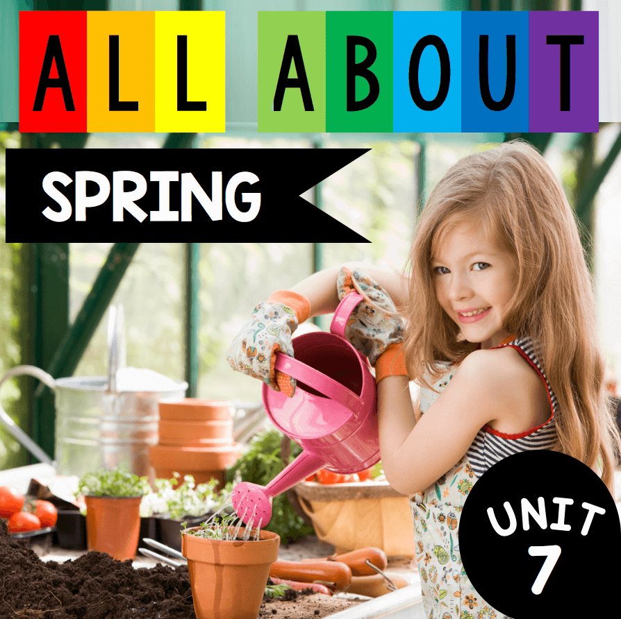 - All About Spring - FREE ACTIVITIES - Reading And Enrichment