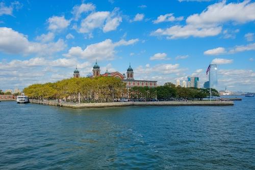 Ellis Island near Baymont by Pompton Plains Wayne