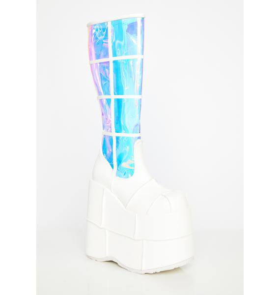 db1be99a6ea THE HOLOGRAPHIC FESTIVAL FASHION EDIT — Glitter Gang