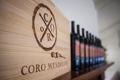 Food & Beverage Magazine - Coro Mendocino celebrates 2011 vintage…Published June, 2014
