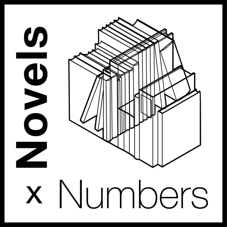 Novels by Numbers