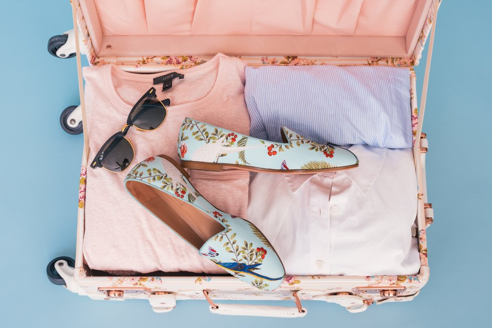 Travel accessories for organization