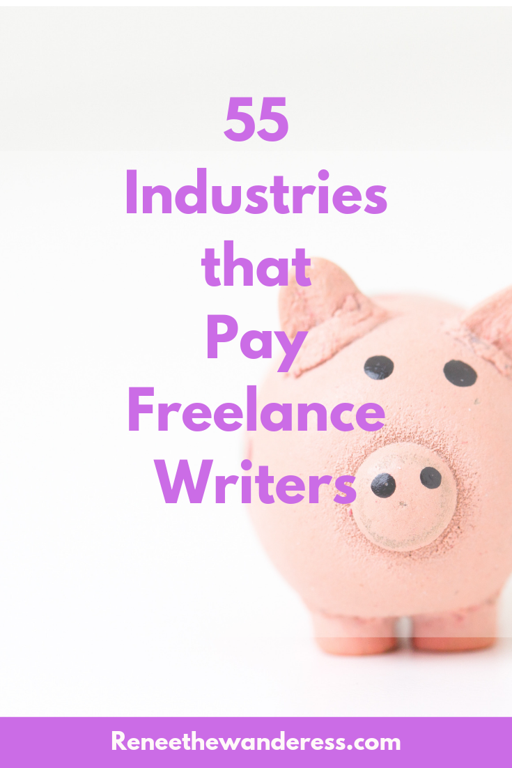 get paid to write