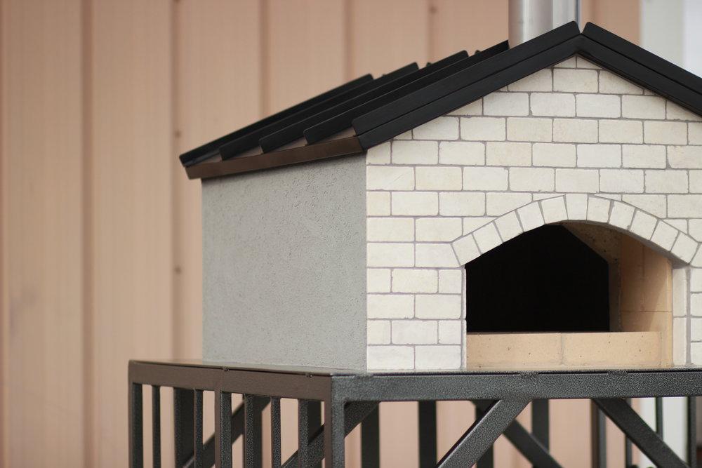 Brick 'N' Flame -