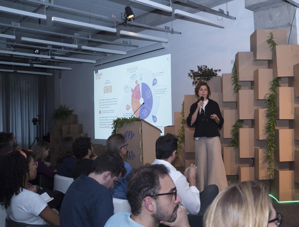 Livia Hollerbach, Cofundadora da Pipe.Social