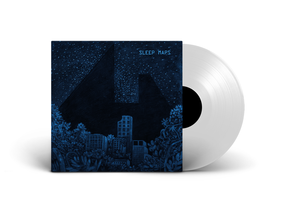 Sleep Maps - We Die For Truth