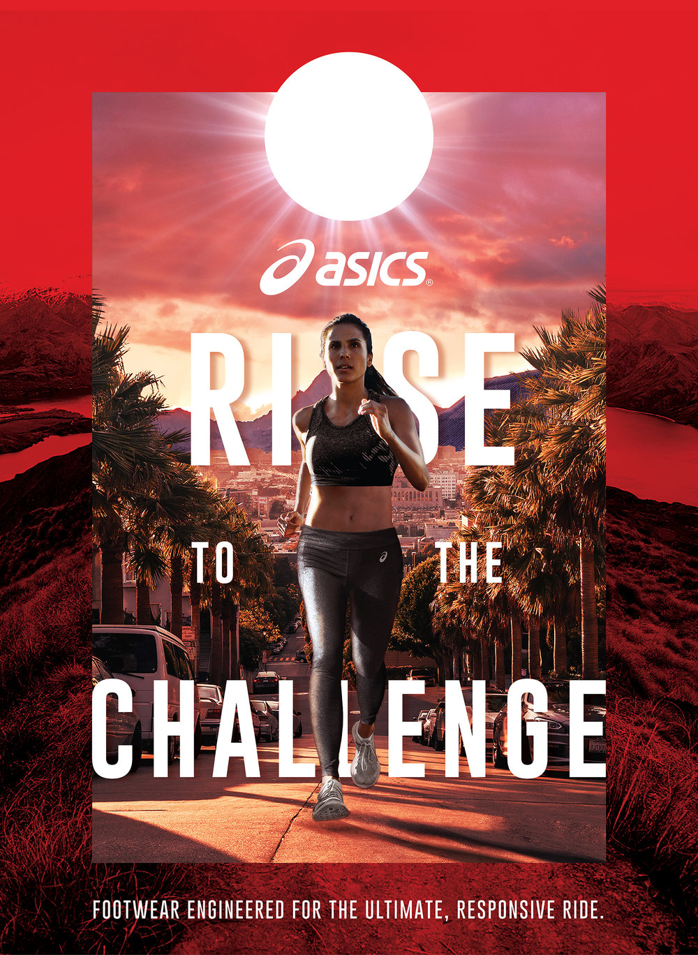 Asics Retail Release Campaign