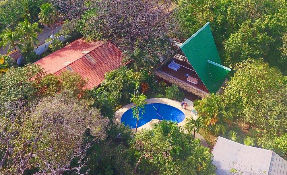 Nosara beach house