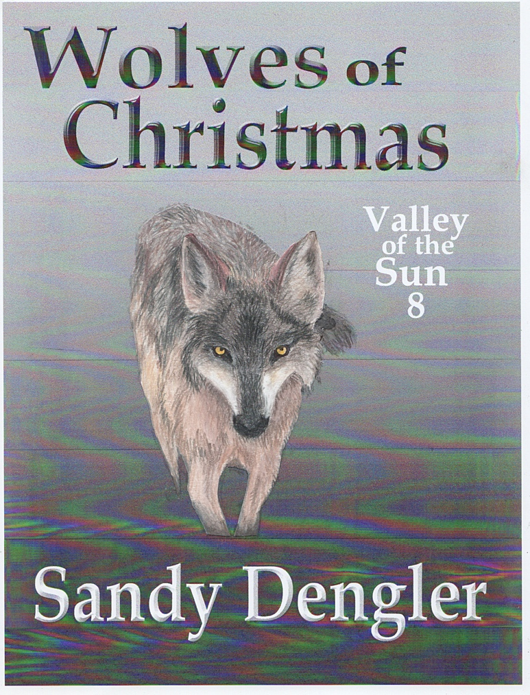 Wolves of Christmas Novel