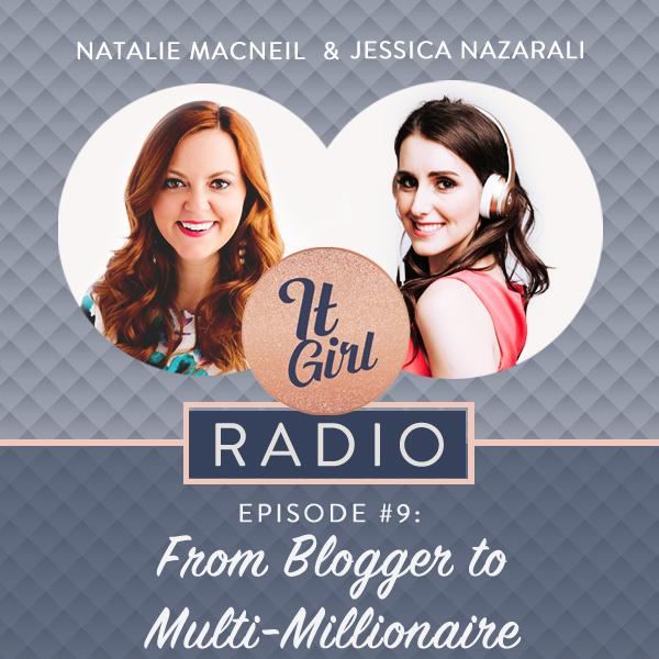 Natalie MacNeil podcast image
