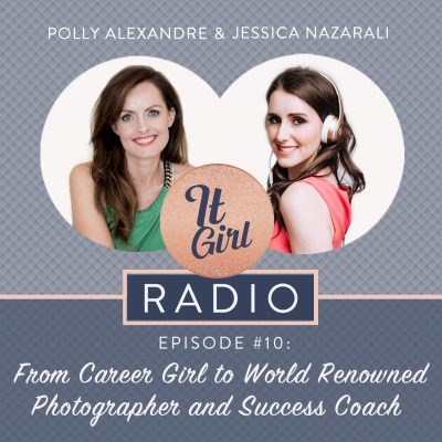 Polly Alexandre podcast image