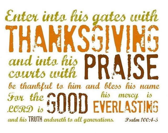 We are so grateful to God for His abundant provision and everlasting love!!!