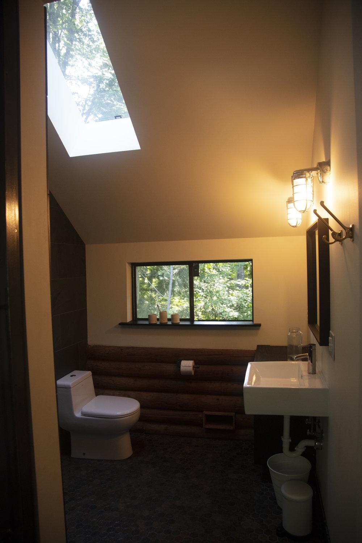 Main Upstairs Bathroom