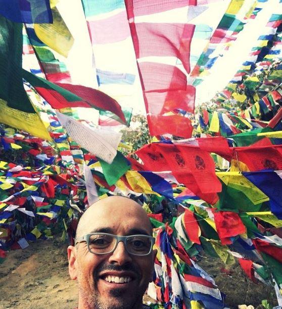 rajesh nepal prayer flags.JPG