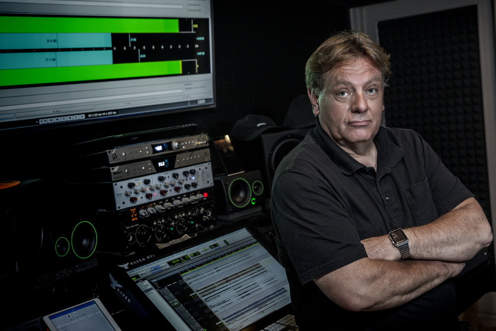 Mauro Ferreira(Master Engineer) -