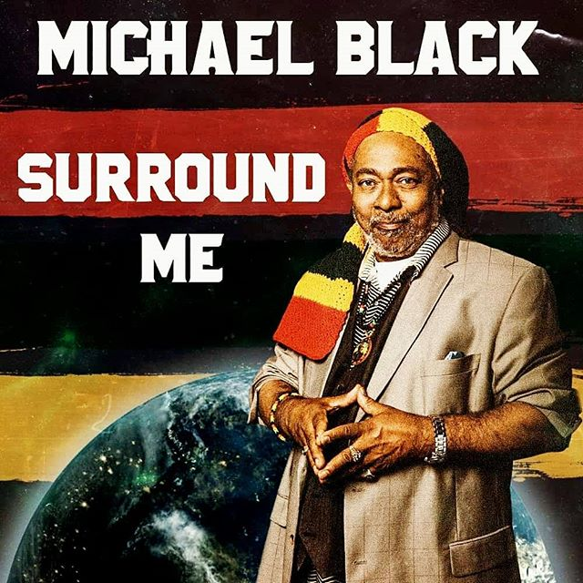 New single out now by @michael1reggae  Feat @lilafrika. Link in website in bio! #angelplayrecords #michaelblackreggae  #jahjahblessme #jamaica #lasvegas #reggae #worldwide #international #peace #love