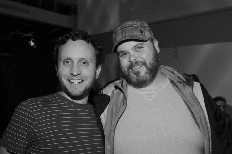Jeremy Linden (left) & Jeremy Bispo (right)