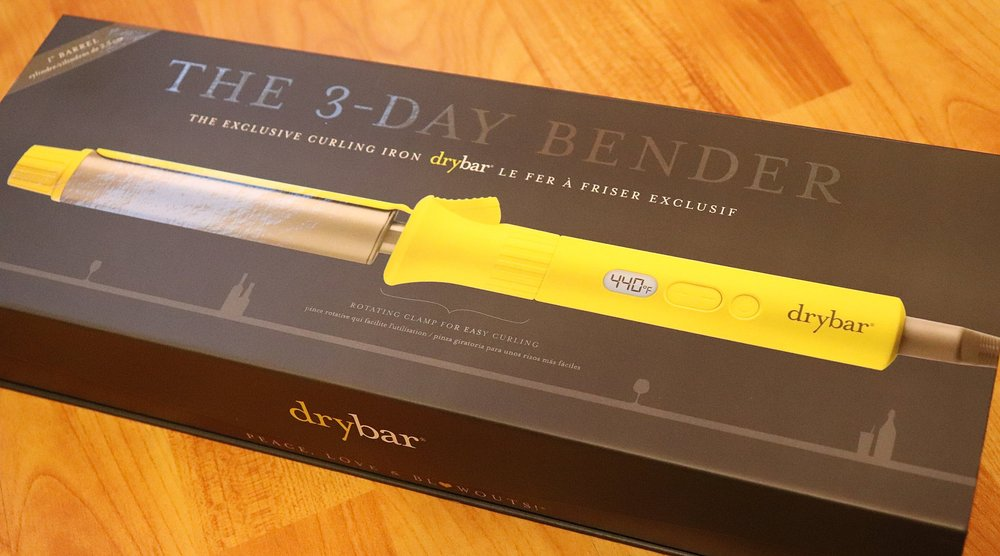 The 3-Day Bender