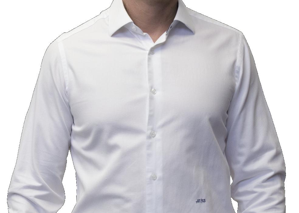 White shirt 160s cotton