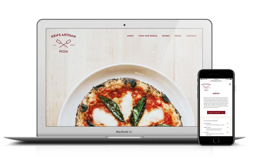 Ken's Artisan Pizza - SEE MORE