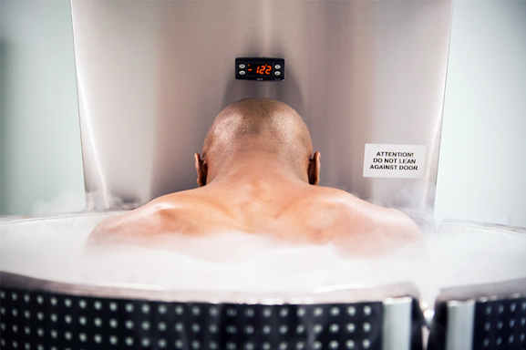 Cryo Health Solutions Auckland + Cryotherapy for health + wellness + stress relief + insomnia + fight aging + pain relief