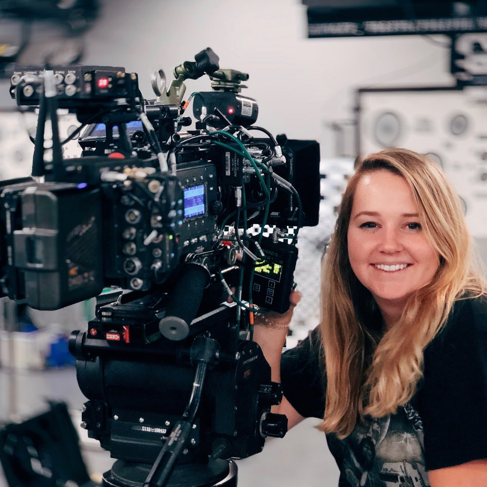 Sarah Greenwald: DP + Camera Op + AC  Philly-born, Boston-schooled, and Los Angeles-based camera lady who rewatches Sicario too often.  Instagram: @sappneck