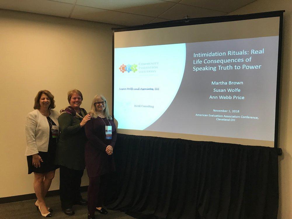 Martha presenting AEA 2018.jpg