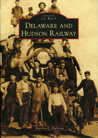 cover_Images Of Rail - Delaware and Hudson Railway.jpg